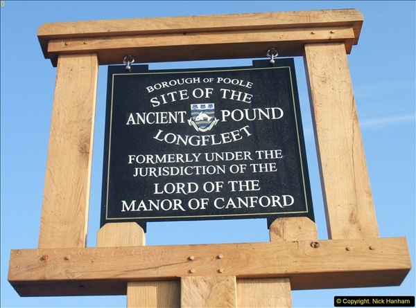 2014-11-30 The sign at Pound Lane, Poole.  (2)004
