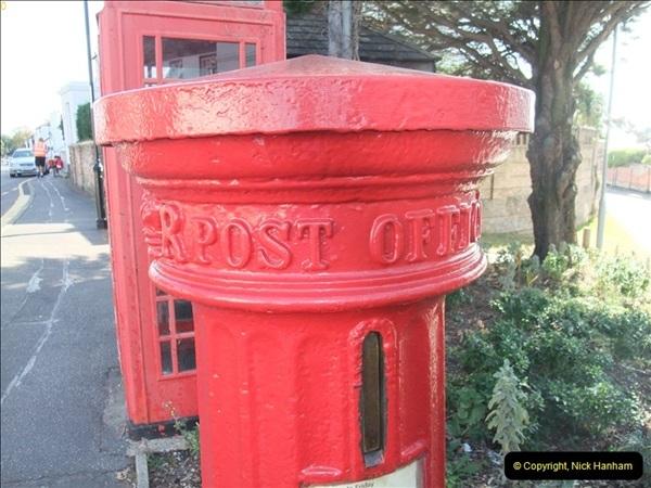 GPO Mudeford, Christchurch.  (4)065