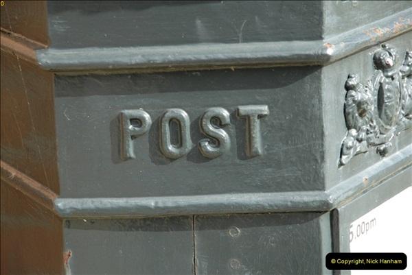 GPO Dorchester.  (7)49