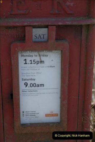 GPO Bagber Common, Sturminster Newton.  (2)38