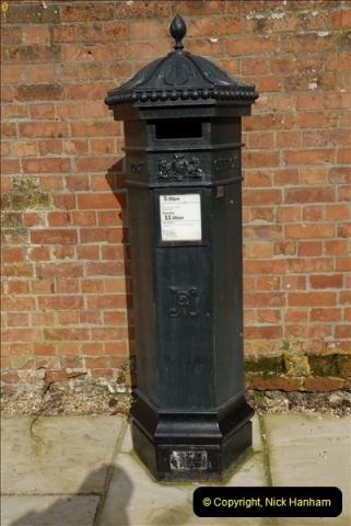 GPO Dorchester.  (4)46