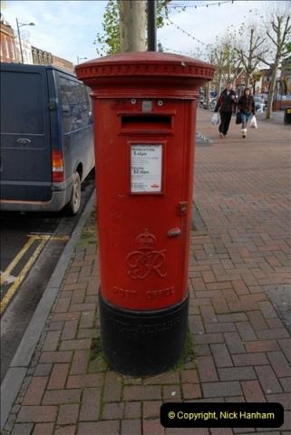 2012-11-23 Salisbury Pillar Boxes, Wiltshire.  (10)063
