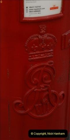 2012-11-23 Salisbury Pillar Boxes, Wiltshire.  (13)066