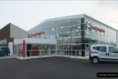 2013-01-28 New car arrives at Penton.  (1)045