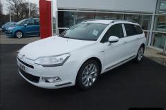 2013-01-28 New car arrives at Penton.  (4)048