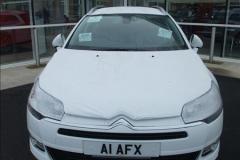 2013-01-28 New car arrives at Penton.  (6)050