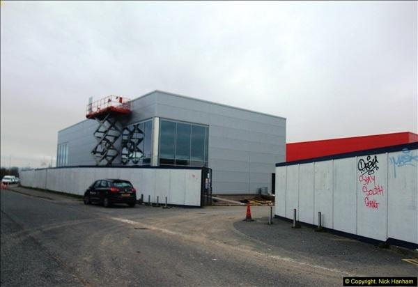 2014-12-05 New Citroen Showroom & Garage in Poole.  (1)01
