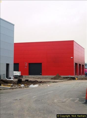 2014-12-05 New Citroen Showroom & Garage in Poole.  (2)02