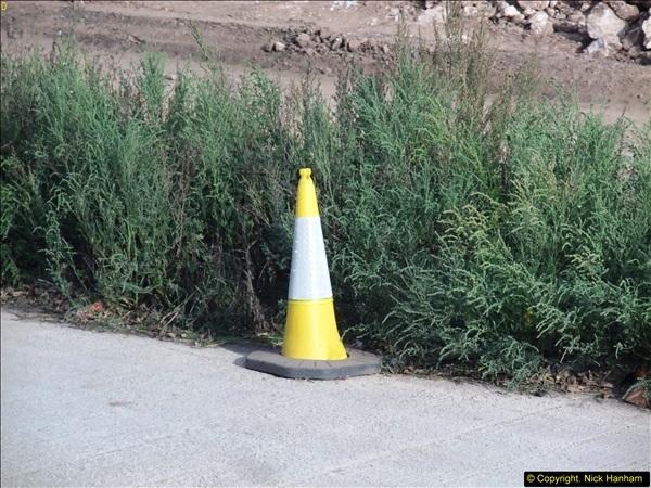 2013-09-27 Road works near Nottingham.  (19)216