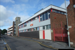 2011-08-13 Hill Street Sorting Office, Poole, Dorset.  (1)29
