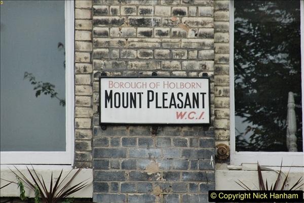 2018-06-09 The Postal Museum, Mount Pleasant, London.  (1)001