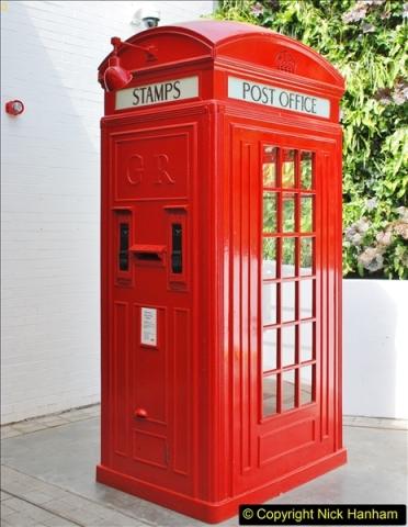 2018-06-09 The Postal Museum, Mount Pleasant, London.  (10)010