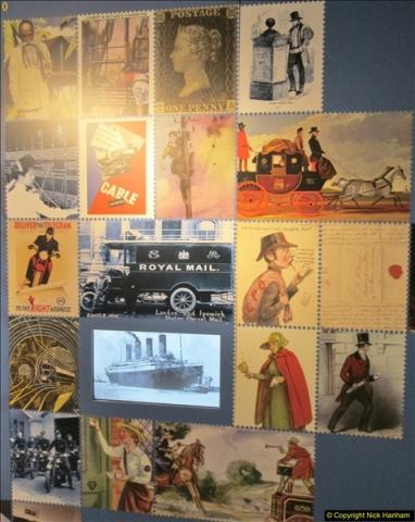 2018-06-09 The Postal Museum, Mount Pleasant, London.  (14)014