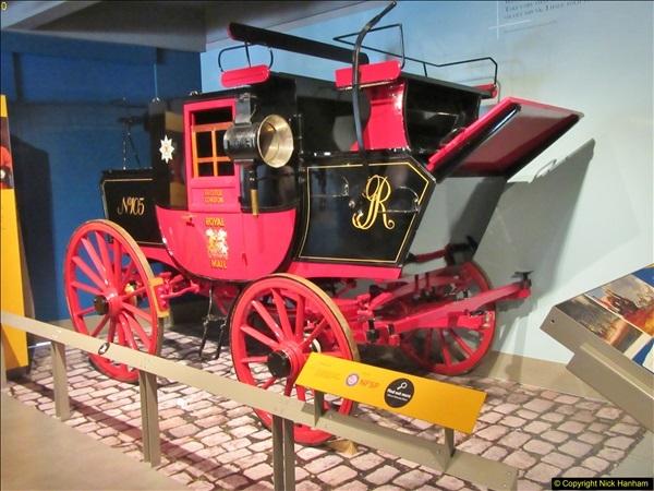 2018-06-09 The Postal Museum, Mount Pleasant, London.  (24)024