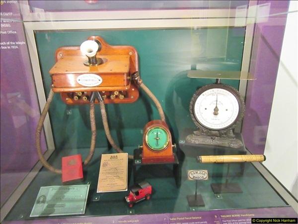 2018-06-09 The Postal Museum, Mount Pleasant, London.  (29)029