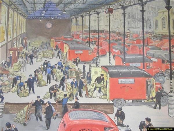 2018-06-09 The Postal Museum, Mount Pleasant, London.  (37)037
