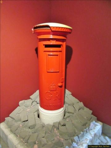 2018-06-09 The Postal Museum, Mount Pleasant, London.  (45)045