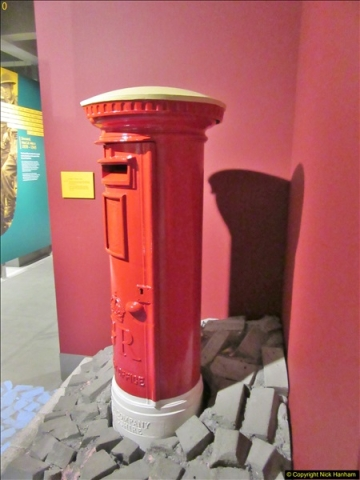2018-06-09 The Postal Museum, Mount Pleasant, London.  (46)046