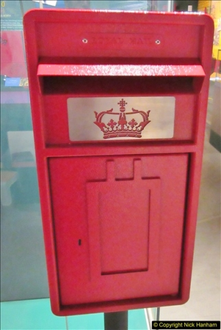 2018-06-09 The Postal Museum, Mount Pleasant, London.  (47)047