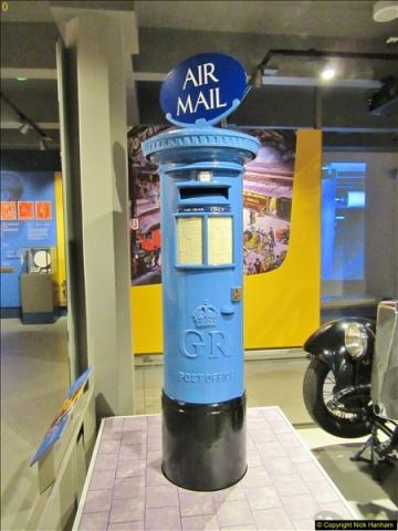 2018-06-09 The Postal Museum, Mount Pleasant, London.  (48)048