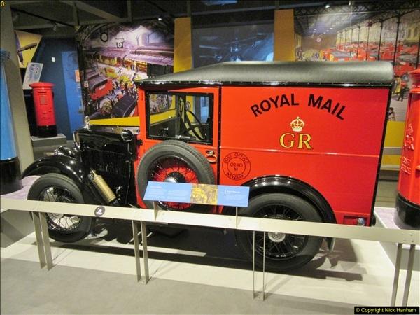 2018-06-09 The Postal Museum, Mount Pleasant, London.  (50)050