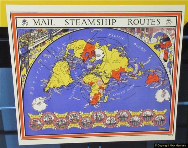 2018-06-09 The Postal Museum, Mount Pleasant, London.  (65)065