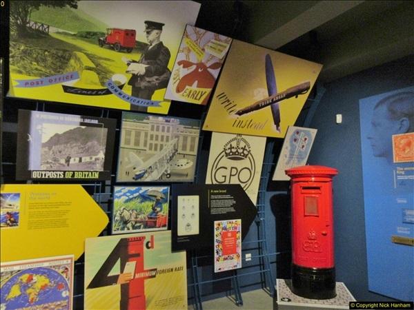 2018-06-09 The Postal Museum, Mount Pleasant, London.  (67)067