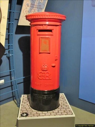 2018-06-09 The Postal Museum, Mount Pleasant, London.  (68)068