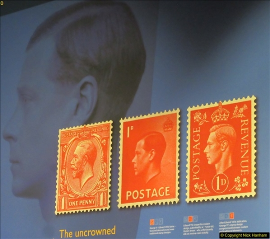 2018-06-09 The Postal Museum, Mount Pleasant, London.  (71)071