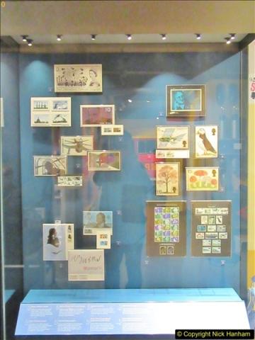 2018-06-09 The Postal Museum, Mount Pleasant, London.  (73)073