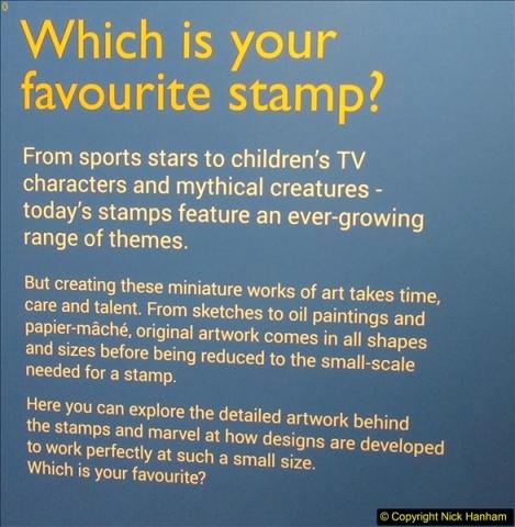 2018-06-09 The Postal Museum, Mount Pleasant, London.  (87)087