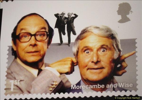 2018-06-09 The Postal Museum, Mount Pleasant, London.  (91)091