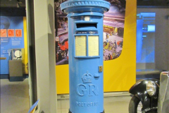 2018-06-09 The Postal Museum, Mount Pleasant, London.  (48)048