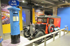 2018-06-09 The Postal Museum, Mount Pleasant, London.  (49)049