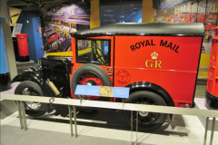 2018-06-09 The Postal Museum, Mount Pleasant, London.  (50)050