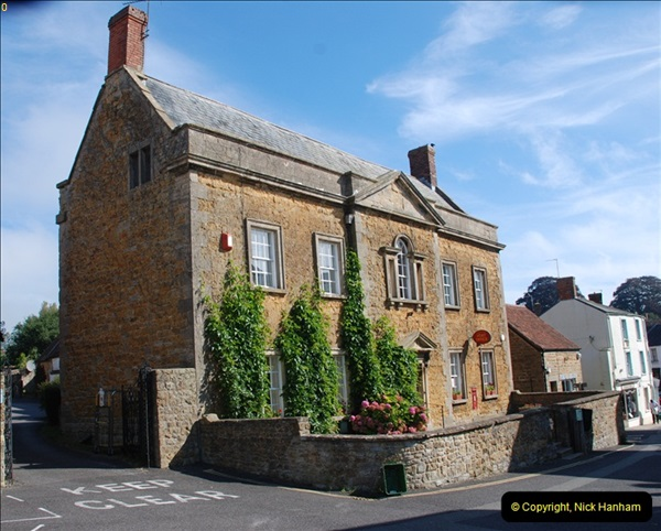 2012-09-08 Castle Cary, Somerset.  (1)28