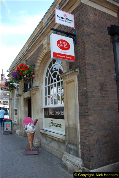 2014-07-25 Great Malvern, Worsestershire, PO & Sorting Office.  (2)60