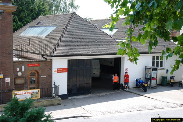 2014-07-25 Great Malvern, Worsestershire, PO & Sorting Office.  (9)67