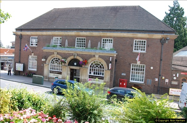 2014-07-25 Great Malvern, Worsestershire, PO & Sorting Office.  (1)59