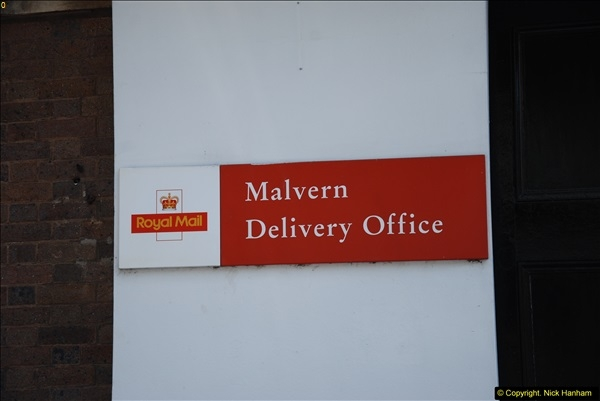 2014-07-25 Great Malvern, Worsestershire, PO & Sorting Office.  (8)66