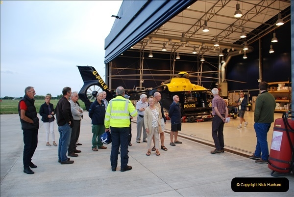2018-08-23 IAM Visit to Police Helicopter @ Hurn Airport. (18)18