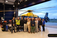 2018-08-23 IAM Visit to Police Helicopter @ Hurn Airport. (21)21