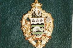 Poole Civic Regalia.  (10)10
