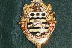 Poole Civic Regalia.  (11)11