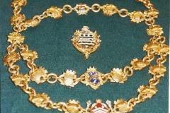 Poole Civic Regalia.  (9)09