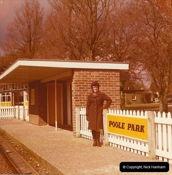 Poole Park Railway 1977 to 2017
