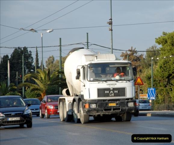 2011-11-01 The port of Piraeus & Athens, Greece.  (11)
