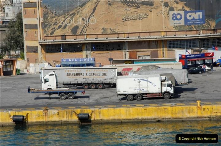 2011-11-01 The port of Piraeus & Athens, Greece.  (45)
