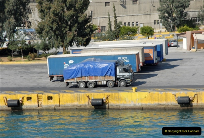 2011-11-01 The port of Piraeus & Athens, Greece.  (46)