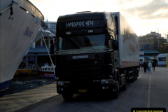 2011-11-01 The port of Piraeus & Athens, Greece.  (1)
